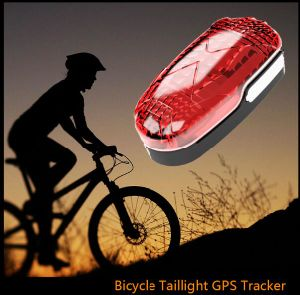 Tk906 Tkstar LED Light GSM GPS Tracker for Bike, Easy Hidden SIM Card Bicycle GPS Tracker Tk906 pictures & photos
