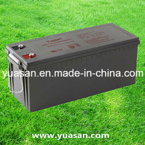 Yuasan Hot Producing 12V160ah Lead Acid Gel Battery -- Npg160-12 (12V160AH)