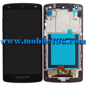 for LG Nexus 5 D820 LCD Screen and Digitizer with Front Housing pictures & photos