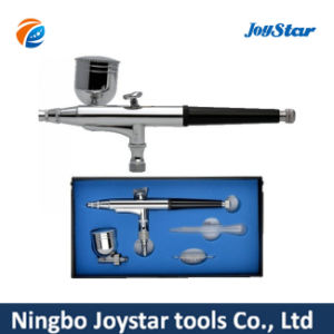 Dual-Action Airbrush for Tattoo Nail AB-132
