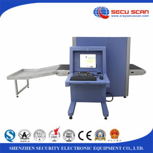 Multi-Energy Middle Size Baggage X-ray Scanner Machine for Airport, Miliary, Government AT6040 pictures & photos
