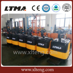 Ltma 2t Small Full Electric Hand Pallet Truck for Sale pictures & photos