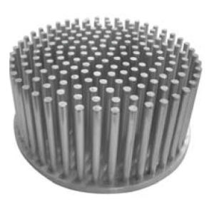 20W Cold Forged Aluminum LED Heat Sink pictures & photos