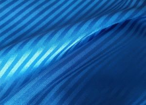 Stretch Satin Stripe Fabric Solid Dyed pictures & photos