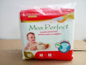 Soft and Breathable Diapers for Babies (M)