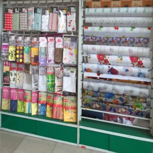 Factory Direct Sale Pretty Printed PVC/Plastic Table Cloth pictures & photos