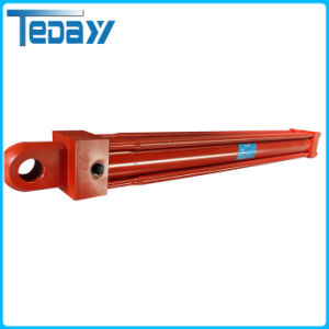 Standard Hydraulic Cylinder with Buffer Installation From China Supplier pictures & photos
