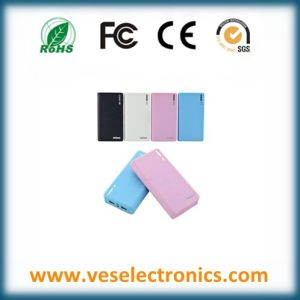 Portable Mobile Phone Charegr Supply 10400mAh pictures & photos
