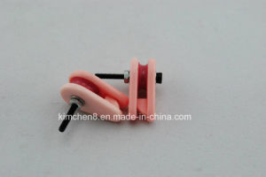 Ceramic Wire Guides Caged Ceramic Pulley (Caged Ceramic Pulley) Applied in Textile Machinery pictures & photos