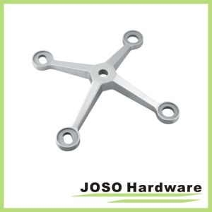 Brushed Stainless Regular Duty 4 Arms Mount Frame Spider Fitting SPD2004 pictures & photos
