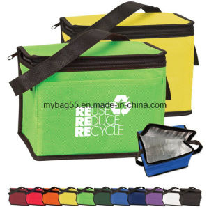 Custom Printing Promotional Nonwoven Lunch Bag pictures & photos