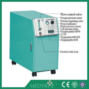 Hot Sale Medical Health Care Mobile Electric 10L Oxygen Concentrator (MT05101070) pictures & photos
