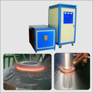 IGBT Technology Electric Induction Heating Hardening Machine for Spline Shafts pictures & photos