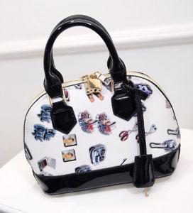 Classics Fashion Bag Shell Designer Handbag PU Leather Handbag (XP1536) pictures & photos