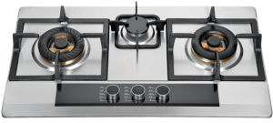 Three Burner Built-in Hob (SZ-LX-183)