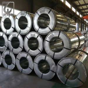 Dx51d Zinc Coated Hot Dipped Gi Galvanized Steel Coil pictures & photos