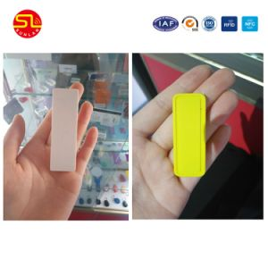 Factory Price PPS, Silicone Rubber, Cloth Material Passive RFID Laundry Tag High Temperature Resistance pictures & photos