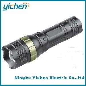 Adjustable Focus Zoom Flashlight Torch