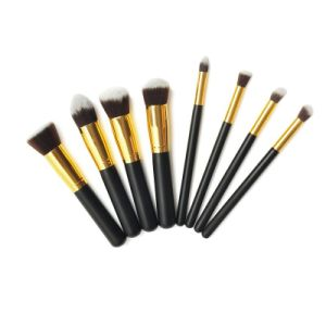 Latest Design Makeup Brush with Duo Fiber Synthetic Hair pictures & photos