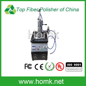 High Performance Central Pressurized Optical Polishing Machine Fiber Polisher pictures & photos