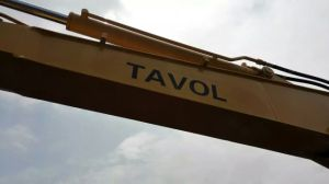 Tavol Brand Caterpillar Excavator 320d pictures & photos