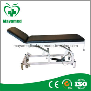 My-R025 Electric Examination Bed (stainelss steel) pictures & photos