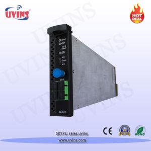 1310nm Four Way Reverse Return Optical Receiver Module/CATV Transmission Platform pictures & photos
