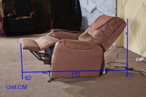 Reclinable Lift Chairs with Remote Control (D01-S) pictures & photos