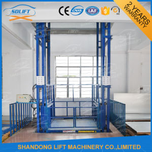 2.5t 3.6m Warehouse Hydraulic Elevator Lift for Goods pictures & photos