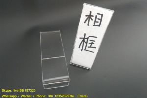 Custom Transparent Acrylic Photo Booth pictures & photos