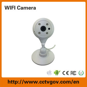 Shenzhen Infrared Mini 0.4MP IP Camera pictures & photos
