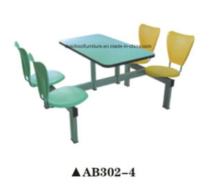 Restaurant Table and Chair for Fast Food Shop pictures & photos