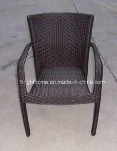 Designed Simple Rattan Outdoor Chair pictures & photos