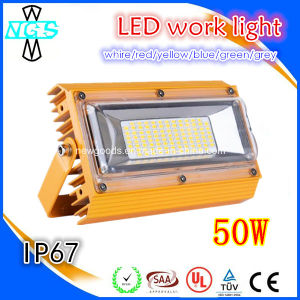 Parking Lot 50 Watt 12 Volt LED Flood Light pictures & photos