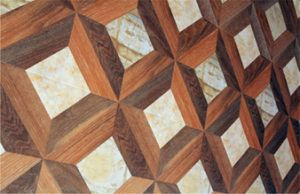 450 * 450 * 15 mm Square Art Floor pictures & photos