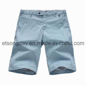 New Design Cotton Spandex Men′s Shorts (APC-IAJON) pictures & photos