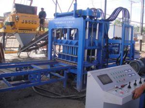 Zcjk4-15 Fully Automatic Concrete Block Making Machine pictures & photos