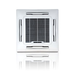 R410A Gas 24000 BTU Inverter Cassette Type Air Conditioner pictures & photos