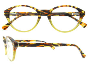 2017 Italy Design Bright Color Acetate Eyeglasses Frame pictures & photos