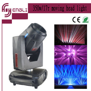 17r 350W Moving Head Spot Beam DJ Disco Light (HL-350ST) pictures & photos