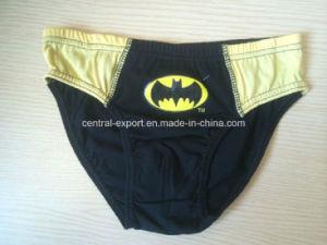 Bat-Men Printed Fashion Boy Brief pictures & photos
