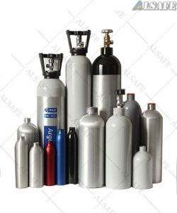 CO2 Drink Gas Aluminum Tank Pressure pictures & photos