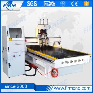 MDF Wood Cutting Carving Engraving Machine FM1325 pictures & photos