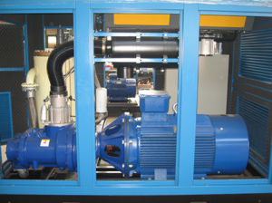 High Quality Rotary Direct Driven Industrial Screw Air Compressor pictures & photos