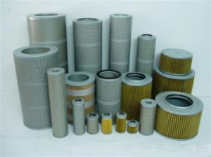 Air Compressor Parts Air Filter Element Oil Filter Water Filter pictures & photos
