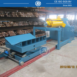 Uncoiler Machine with 10 Tons Capacity Coil Car pictures & photos
