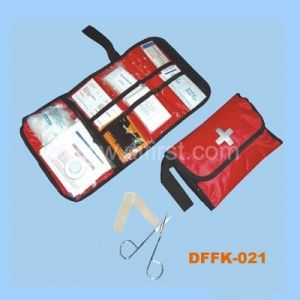 Travel First Aid Kit for Resuscitation (DFFK-021) pictures & photos