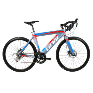 16-Speed Super-Light Aluminum Alloy Road Racing Bike 700c pictures & photos