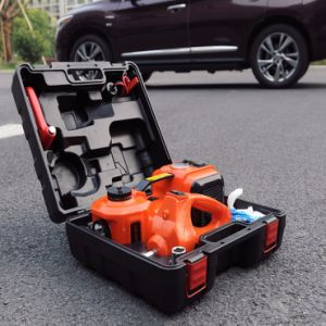 Electric Hydraulic Floor Jack with Impact 480n. M Wrench and Air Compressor pictures & photos