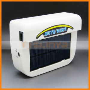 as Seen on Mini Solar Auto Cool Vent Car Air Fan pictures & photos